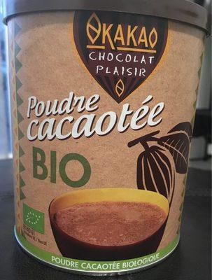 Poudre cacaotée - Product