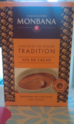 Chocolat en poudre tradition - Product