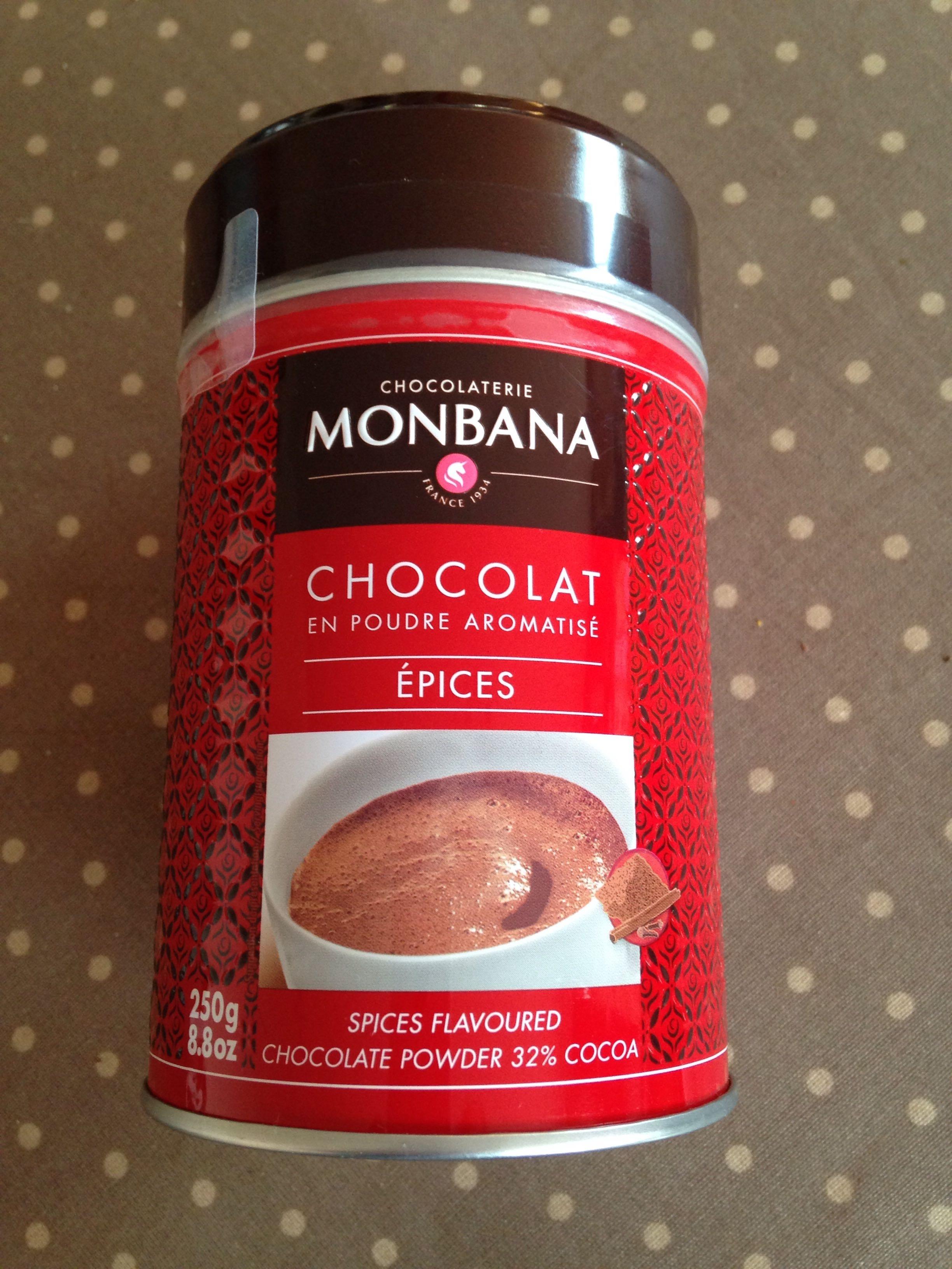 Chocolat épices - Product - fr