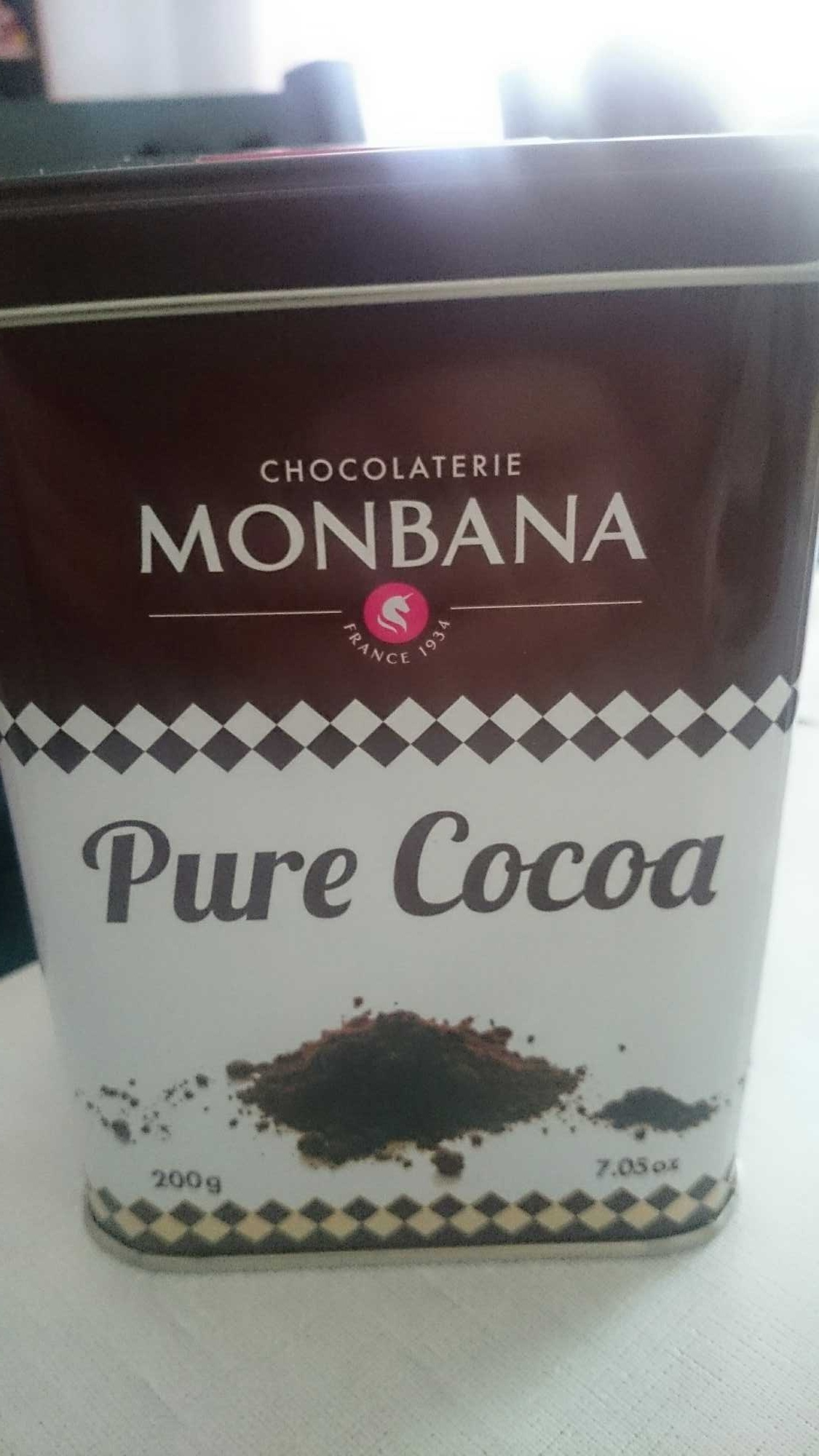 Cacao pur - Produit - fr
