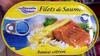 Filets de Saumon sauce Citron - Product