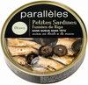 Petite Sardines fumées de Riga Olives - Produit