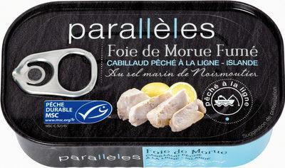 Foie de Morue goût fumé - Prodotto - fr