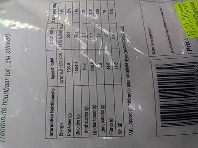 Raviolis aux crevettes surgelés - Product - fr
