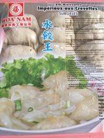 20 Raviolis Impériaux aux Crevettes - Product - fr