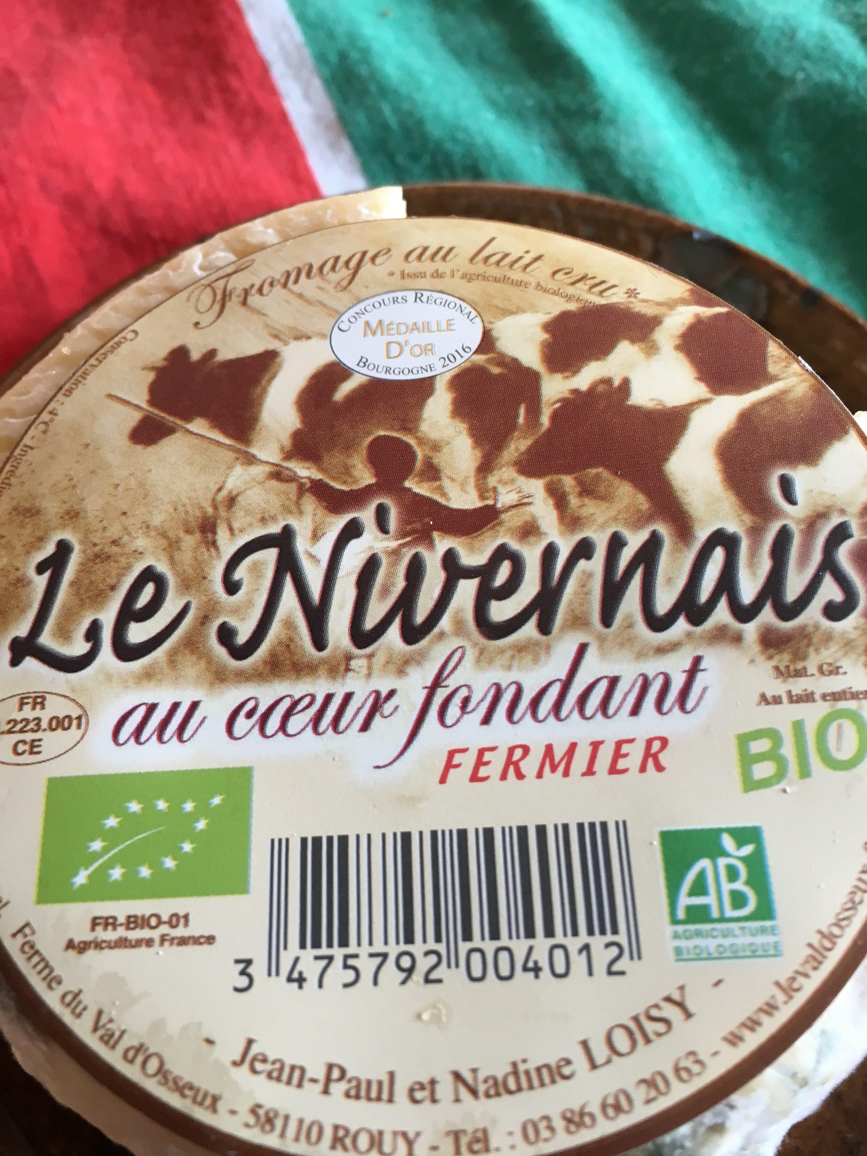 Le nivernais - Ingrediënten - fr
