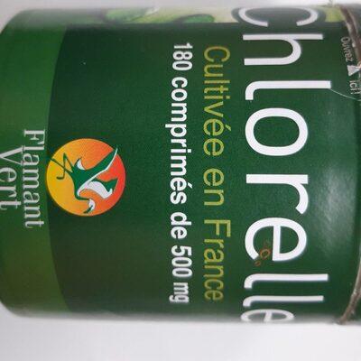 Chlorelle - Product - fr