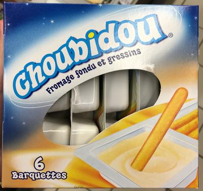 Fromage fondu et gressins - Product - fr