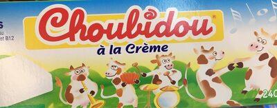 choubidou à la crème - Producte - fr