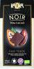Chocolat noir 70% cacao bio équitable - Produit
