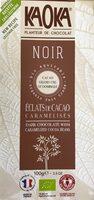 Noir éclats de cacao éclats caramélisés - Product