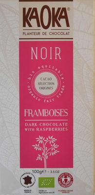 Noir Framboises - Product