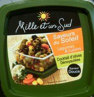 Cocktail d'olives dénoyautées Saveurs du Soleil - Product - fr