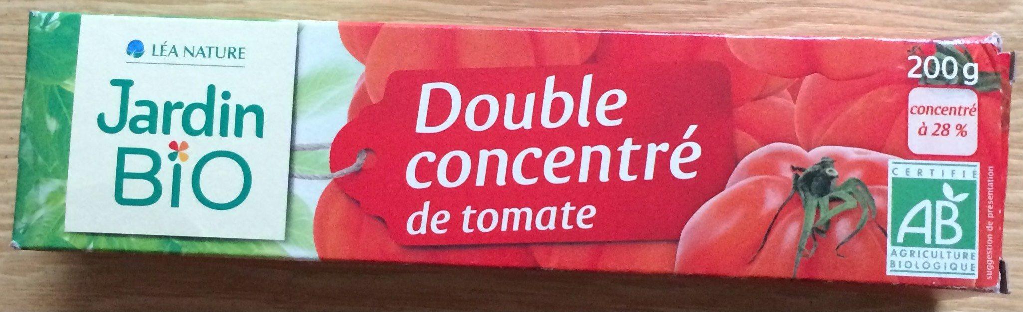 Double concentré de tomate Bio (28%) (Voir 2000000002768) - Product