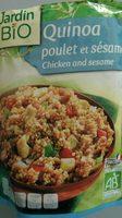 Quinoa poulet et sésame - Produit