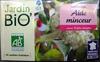 Infusion Aide minceur saveur fruits rouges Jardin Bio - Producto
