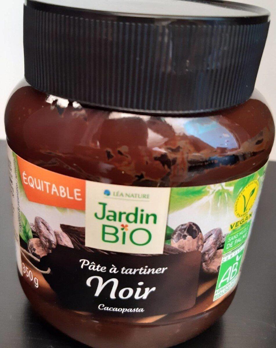 Pâte à tartiner Noir cacaopasta - Product - fr
