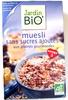 Muesli sans sucres ajoutés aux graines gourmandes - Product