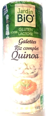 Galette riz complet quinoa - Product