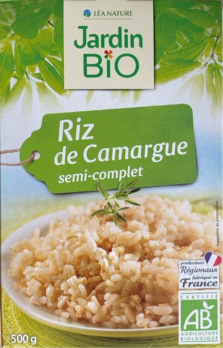 Riz de Camargue semi-complet - Produit - fr