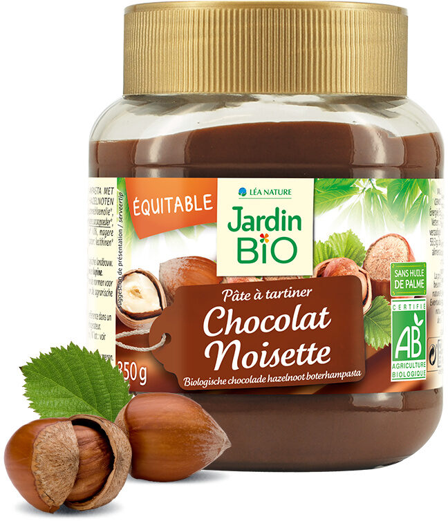 Pâte à Tartiner Chocolat Noisette - Product - fr
