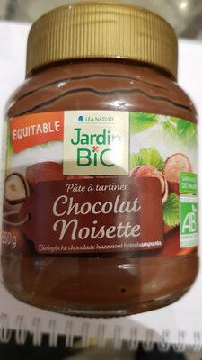 Pâte à tartiner au chocolat et aux noisettes bio - Produkt - fr