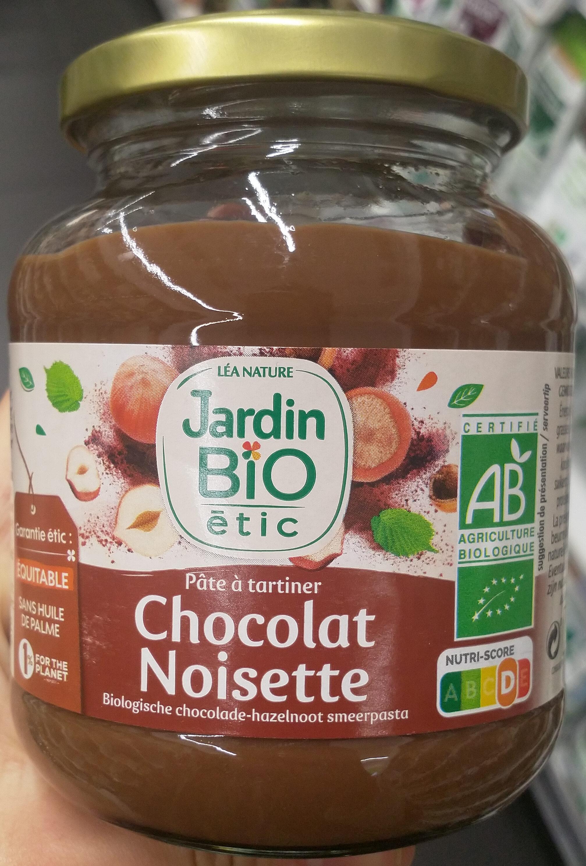 Pâte à Tartiner Chocolat Noisette - Produit - fr