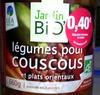 Légumes pour couscous et plats orientaux - Product
