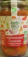 Légumes pour couscous et plats orientaux - Produit - fr