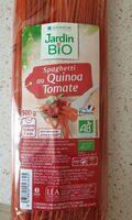 Spaghetti au quinoa tomate - Produit - fr