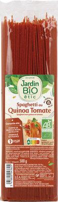 Spaghetti Quinoa Tomate - Produit - fr