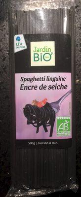 Spaghetti linguine Encre de seiche - Produit - fr