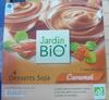 4 Desserts Soja Caramel Bio - Produit