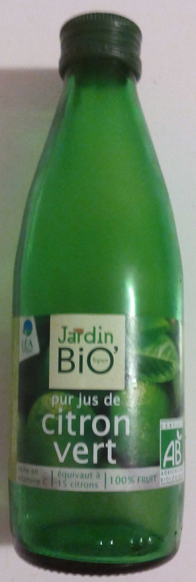 Pur jus citron vert - Product - fr