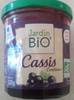 Confiture Cassis - Producto