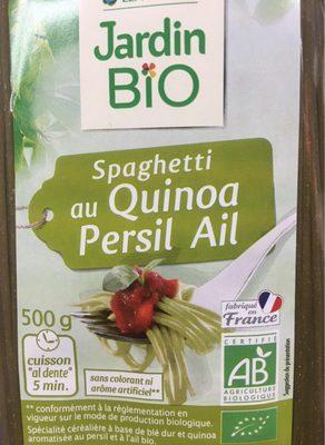 Spaghetti quinoa - Product - fr