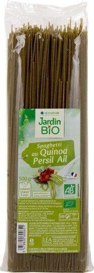 Spaghetti au Quinoa Persil Ail - Produit - fr