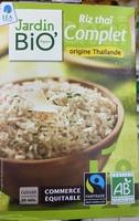 Riz thaï complet - Product