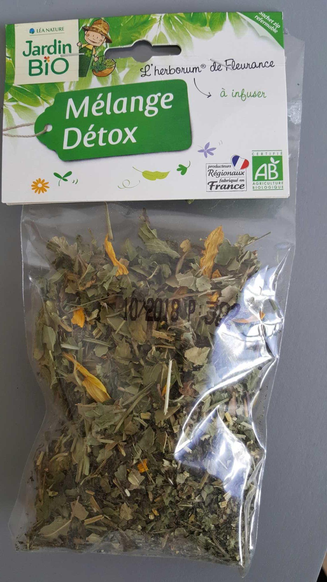 Mélange detox - Product