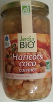 Haricots coco cuisinés - Product