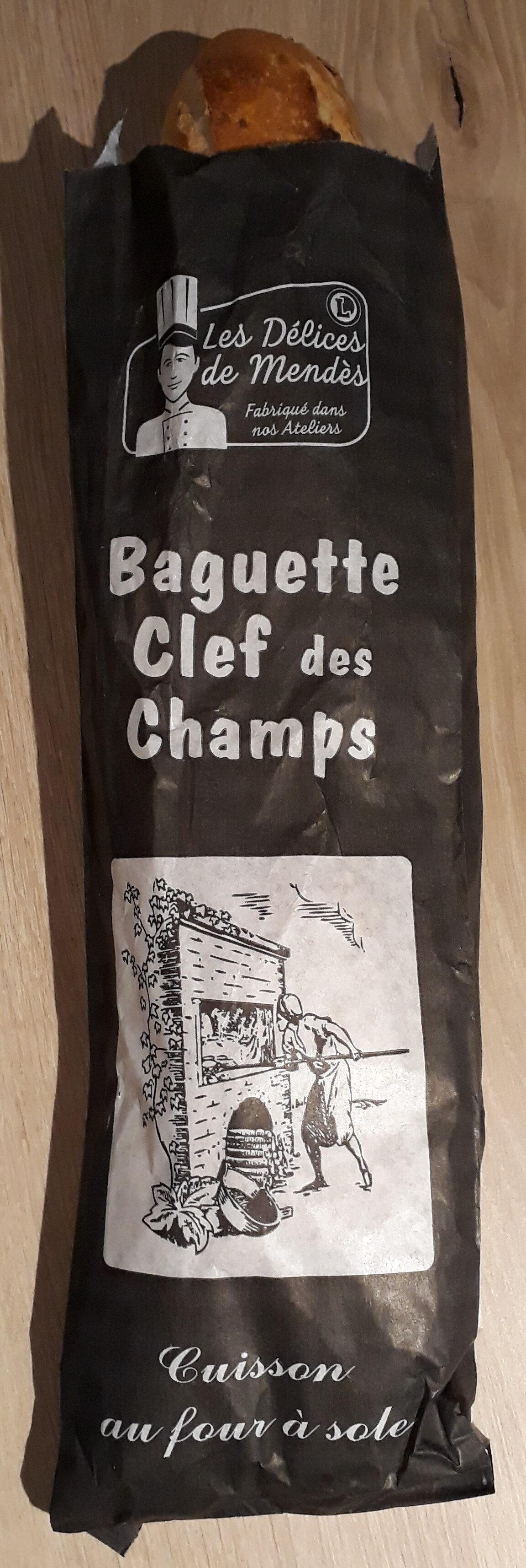 Baguette clef des champs - Produit