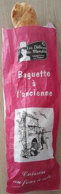 Baguette à l'ancienne - Producto