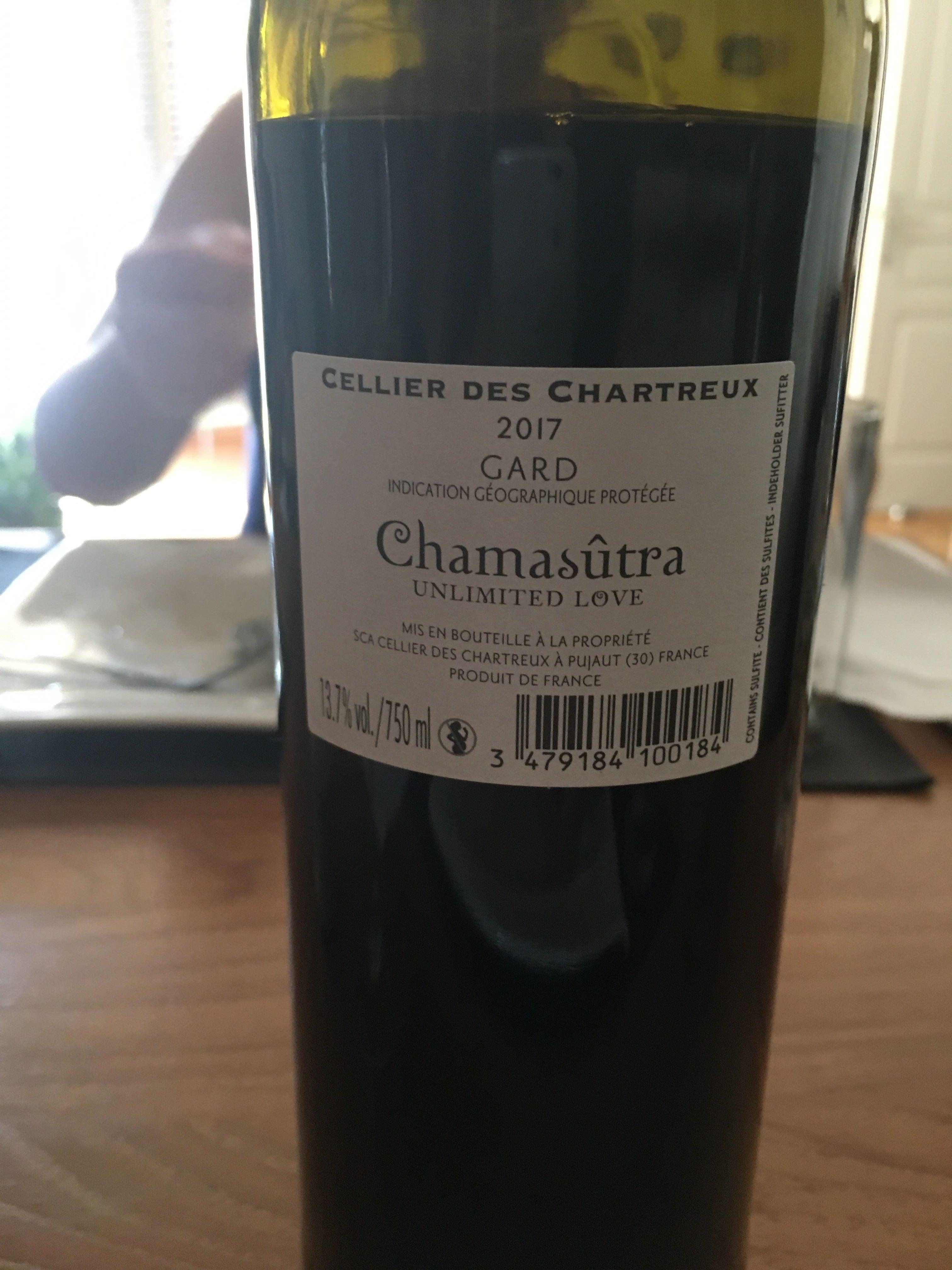 Chamasutra - Product
