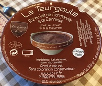 La Teurgoule - Product - fr