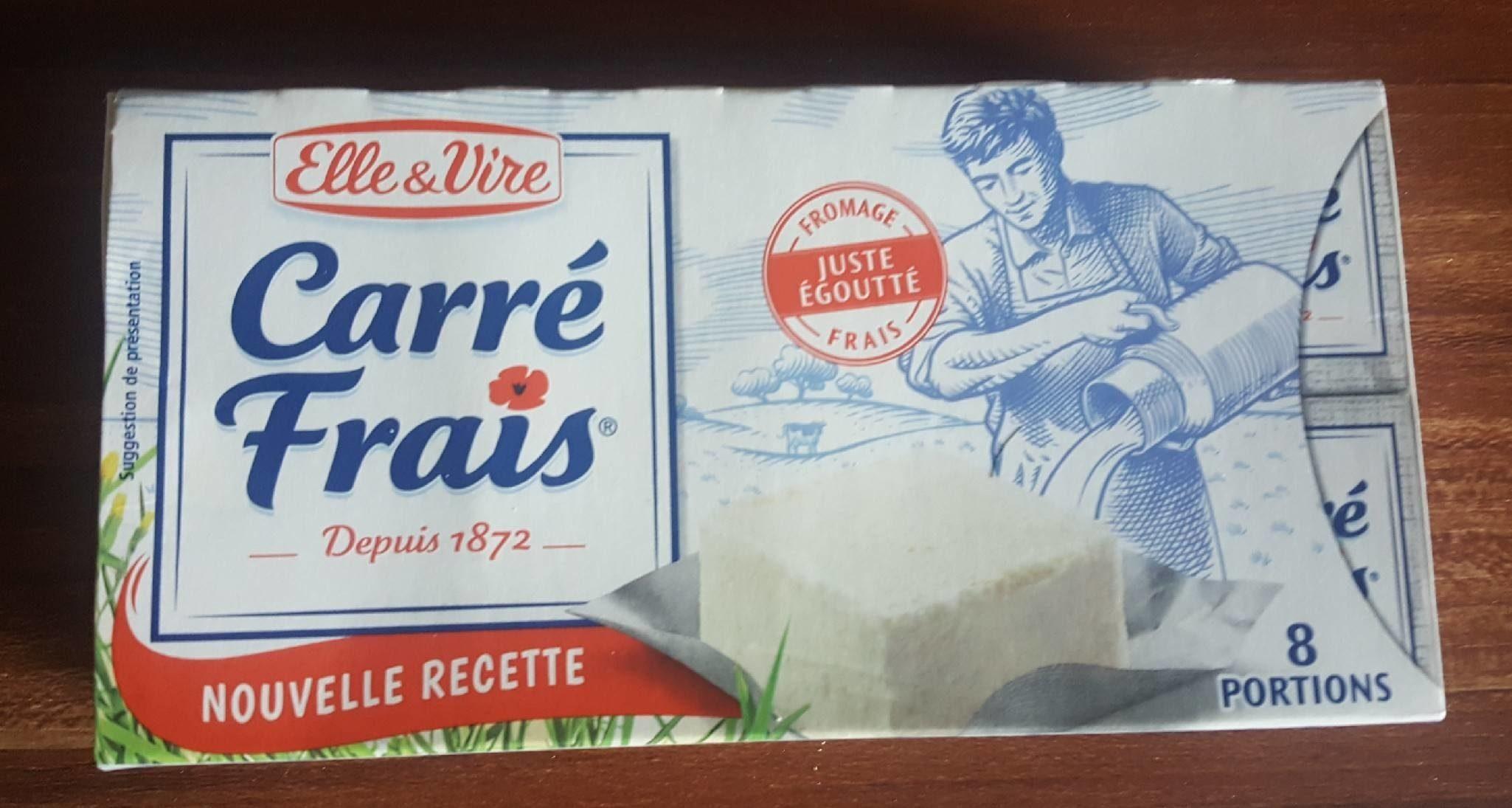 Carré Frais - Product