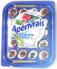 Apérivrais chèvre doux, poivron, pavot, basilic (26% MG) - Produit
