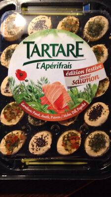 L'apérifrais - saveur saumon - Produit - fr
