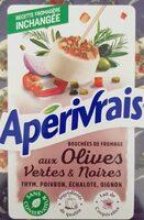 Aperivrais aux Olives vertes & Noires - نتاج - fr
