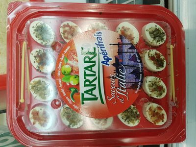 TARTARE APERIFRAIS ITALIE - Product