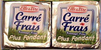 Carré - Fromage frais - Product - fr